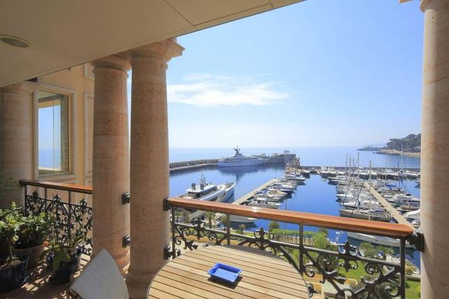Thumbnail Apartment for sale in Waterfront Apartment, Fontvieille, Monaco, Fontvieille, Monaco