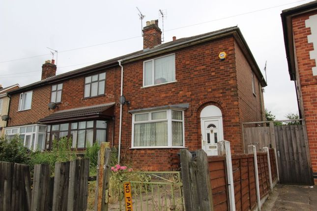 Thumbnail Semi-detached house for sale in Gleneagles Avenue, Belgrave, Leicester