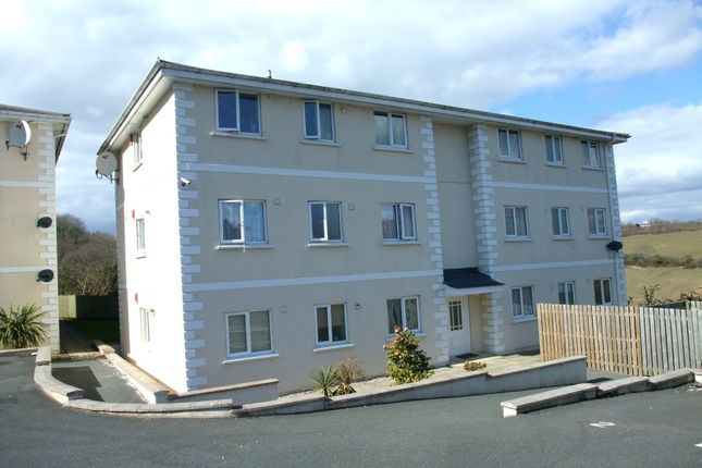 Thumbnail Flat to rent in Austin Crescent, Forder Valley, Plymouth