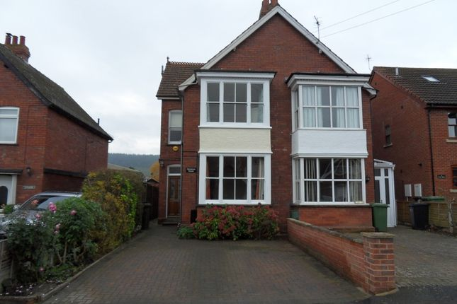 3 bed semi-detached house to rent in Weston Grove, Ross-On-Wye HR9