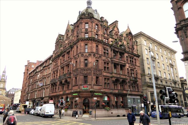 Thumbnail Flat to rent in West George Street, Glasgow
