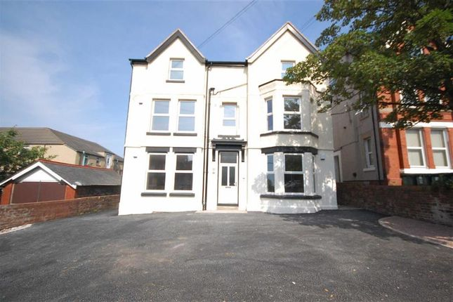 Thumbnail Flat to rent in Salisbury Road, Wallasey, Wirral