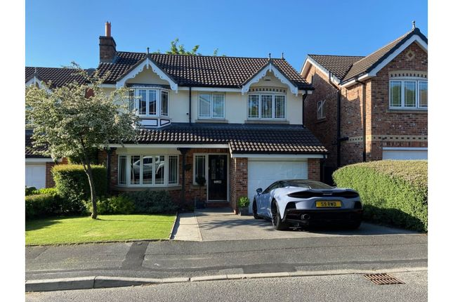 Thumbnail Detached house for sale in Greenleigh Close, Bolton