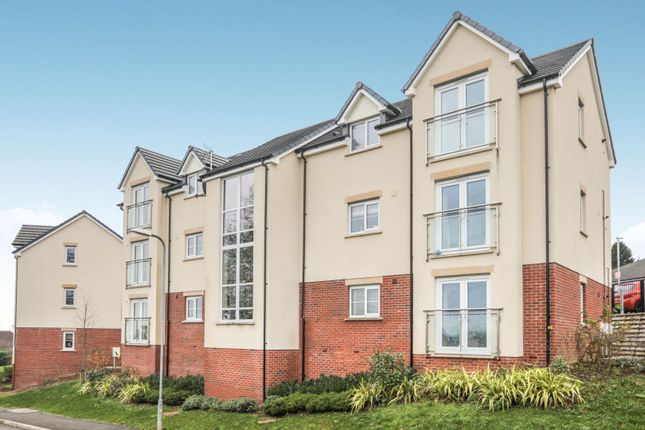 Thumbnail Flat for sale in Bryn Henllys View, Cwmbran