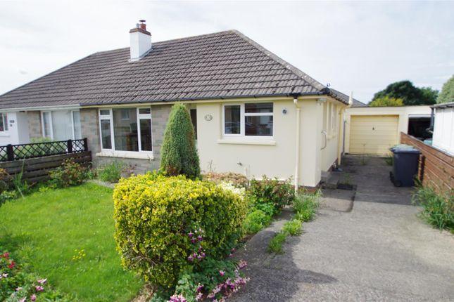 Thumbnail Semi-detached bungalow for sale in Limetree Grove, Braunton