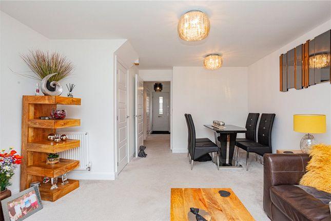 Living Room Alt of Arlott Green, Crowthorne, Berkshire RG45