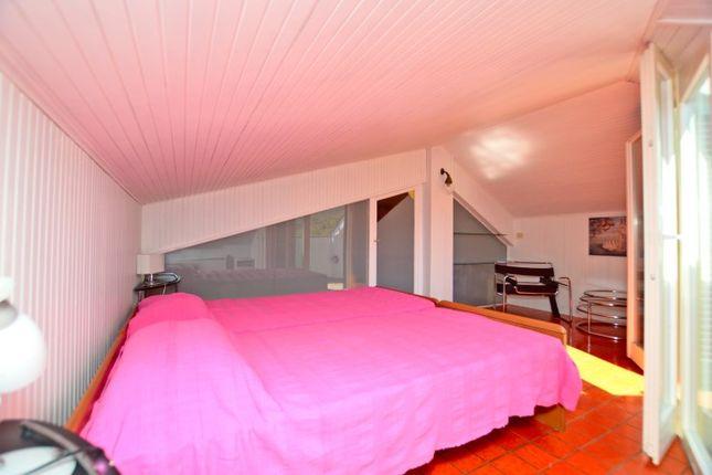 Attic Bedroom of Lerici, La Spezia, Liguria, Italy