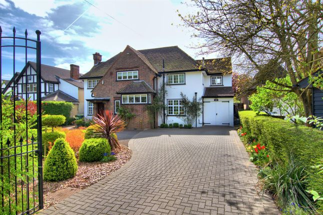Thumbnail Detached house for sale in Bunkers Hill, Huntingdon Road, Girton, Cambridge