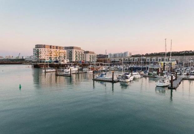 Thumbnail Property for sale in Sirius, 6 The Boardwalk, Brighton, East Sussex