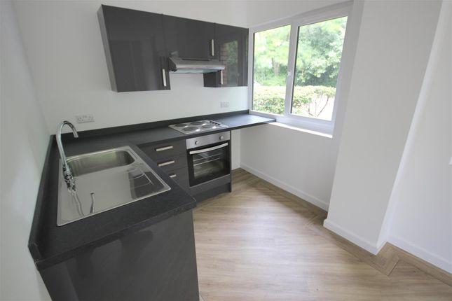 Thumbnail Flat to rent in Wickham Road, Fareham