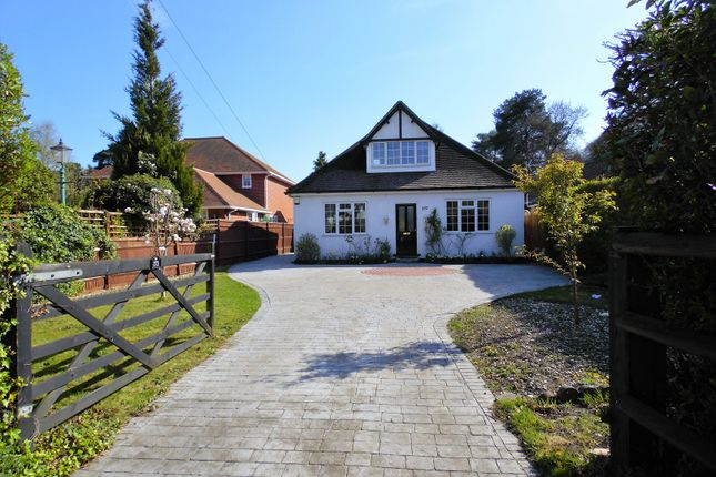 Thumbnail Detached house for sale in Nine Mile Ride, Wokingham