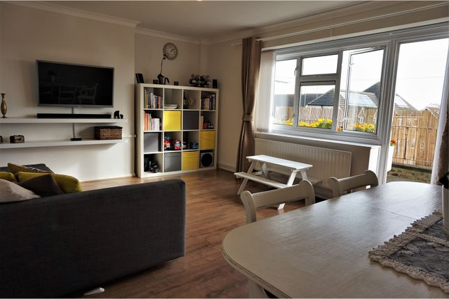 Thumbnail Maisonette for sale in Whitchurch Road, Romford