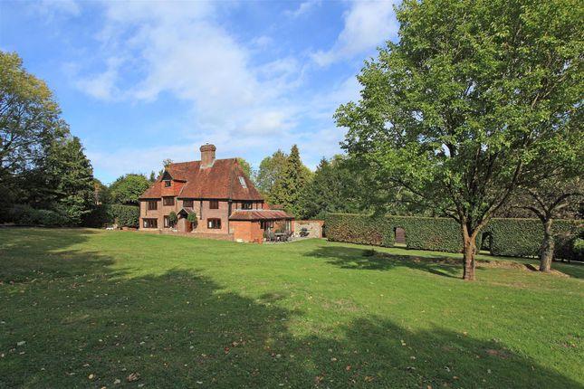 Thumbnail Detached house for sale in Nizels Lane, Hildenborough, Tonbridge