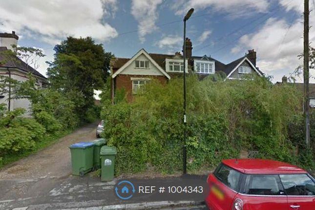 Studio to rent in Willis Road, Southampton SO16