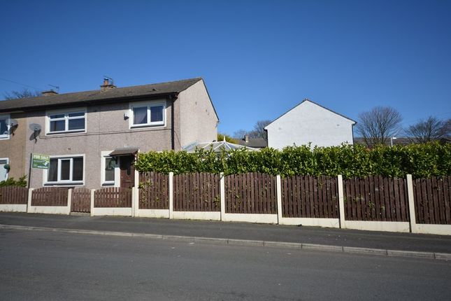 Thumbnail Semi-detached house for sale in Shakespeare Avenue, Great Harwood, Blackburn
