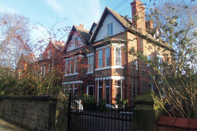 Thumbnail Flat to rent in Normanton Avenue, Aigburth, Liverpool