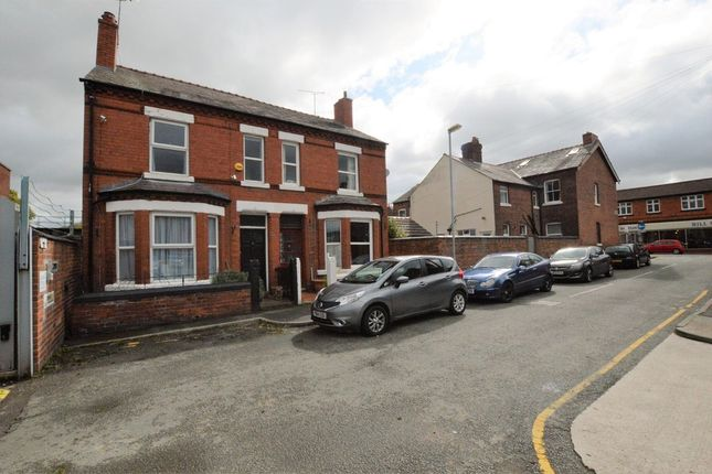 Thumbnail Semi-detached house for sale in Bulkeley Street, Chester