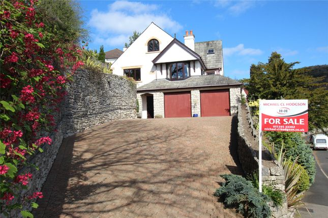 Thumbnail Detached house for sale in Scar House, 20 Highfield Road, Grange-Over-Sands, Cumbria