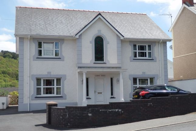 Thumbnail Detached house for sale in Vicarage Hill, Aberaeron