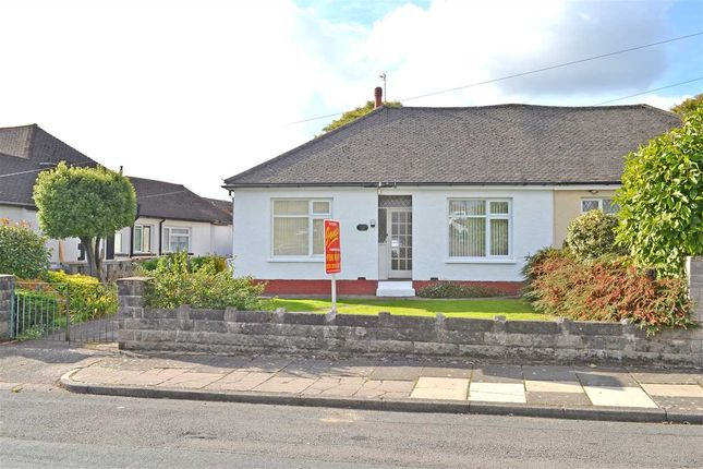 Thumbnail Bungalow to rent in Heol Penyfai, Whitchurch, Cardiff