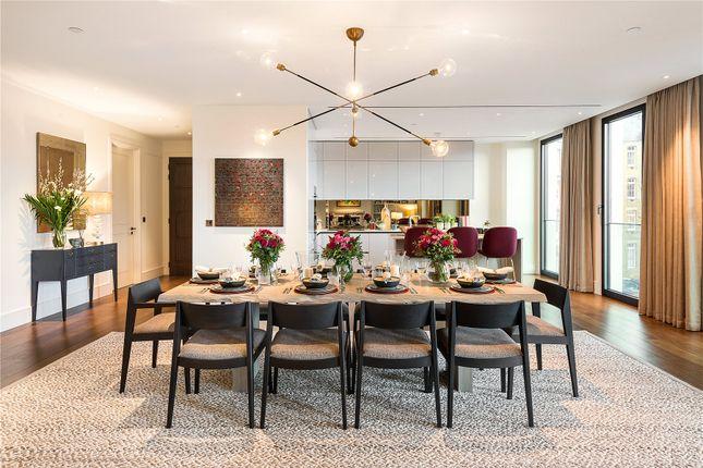 Dining Area of Sydney Street, Chelsea, London SW3
