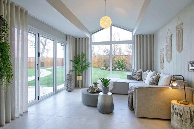 "Thumbnail Detached house for sale in ""Leonardo Garden Room"" at Barhill Way, Bearsden, Glasgow"