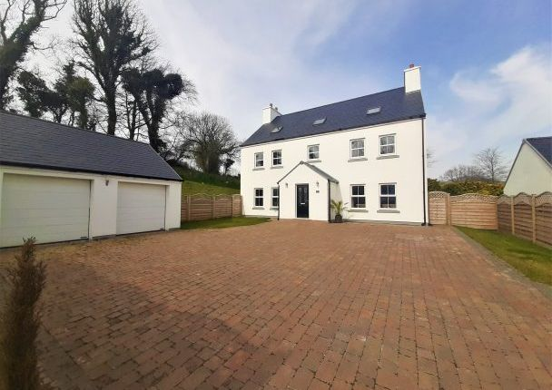 Thumbnail Detached house to rent in West Baldwin, Isle Of Man