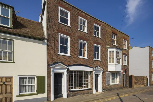 Thumbnail Town house for sale in Blenheim Road, Deal