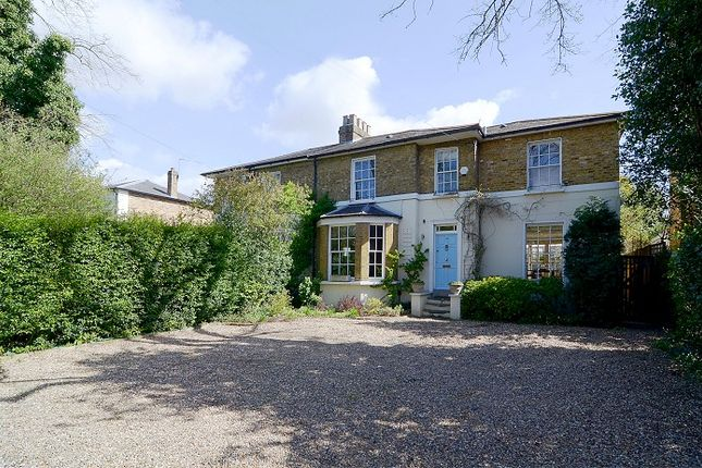 Thumbnail Semi-detached house for sale in Trafalgar Road, Twickenham
