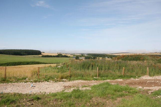 Thumbnail Land for sale in Plot 4 Minduff, Drybridge, Buckie