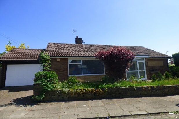 Thumbnail Detached bungalow to rent in Solness Street, Bury