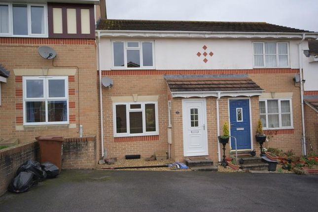 Thumbnail Terraced house to rent in York Place, Cullompton, Devon