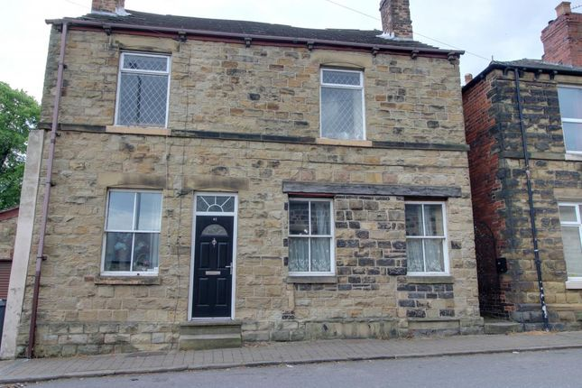 Thumbnail Detached house for sale in Church Street, Greasbrough, Rotherham