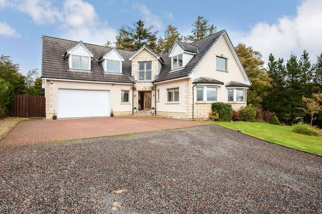 Thumbnail Detached house for sale in Lanark Road, Ravenstruther, Lanark