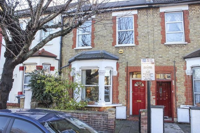 Thumbnail Terraced house for sale in Truro Road, London