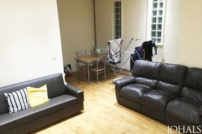 Thumbnail 3 bed terraced house to rent in Daneshill Road, Leicester