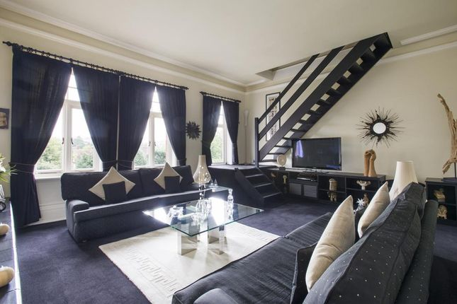 Thumbnail Flat to rent in Adam House, Clumber Road East, The Park, Nottingham