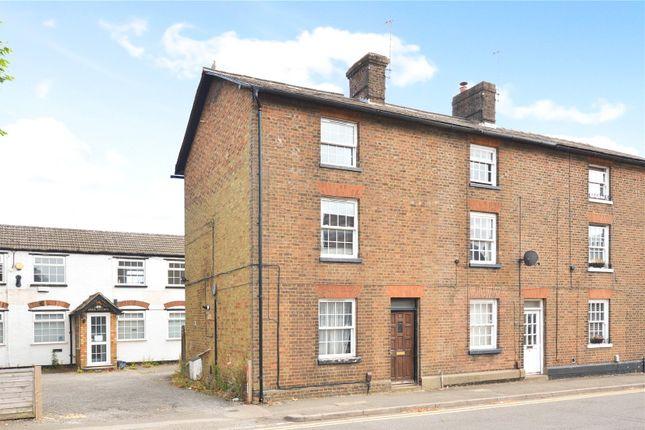 2 bed end terrace house for sale in Park Road, Toddington, Dunstable LU5