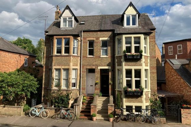 Thumbnail Semi-detached house for sale in Walton Crescent, Oxford, Oxfordshire
