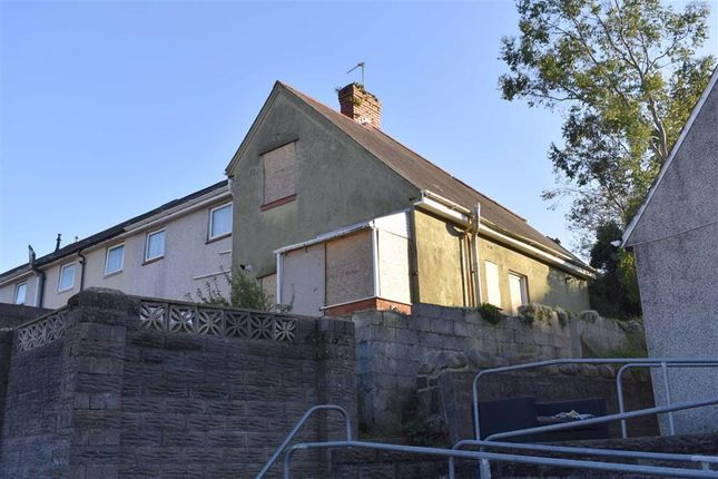 External of Granogwen Road, Mayhill, Swansea SA1