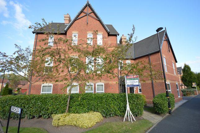 2 bed flat to rent in Welman Way, Altrincham WA15