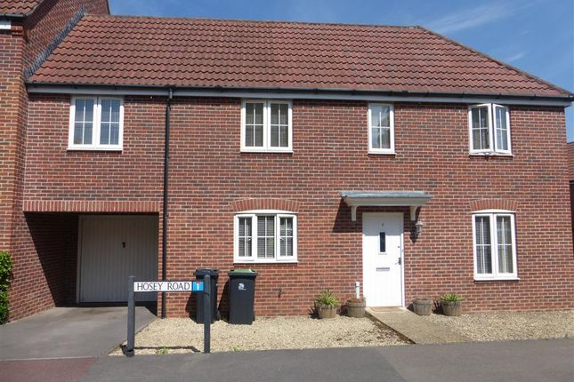 Thumbnail Semi-detached house to rent in Hosey Road, Sturminster Newton