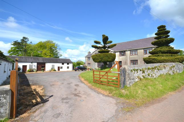 Thumbnail Land for sale in Maesybont, Llanelli