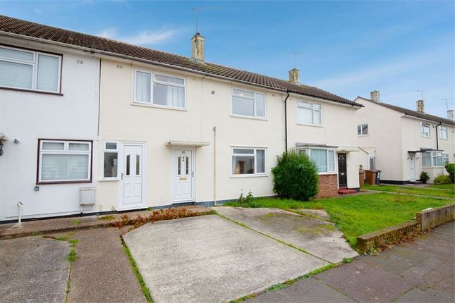 3 bed terraced house for sale in Stansted Close, Chelmsford, Essex CM1