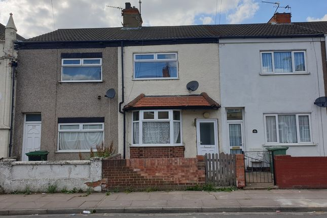 Thumbnail Terraced house to rent in Stanley Street, Grimsby