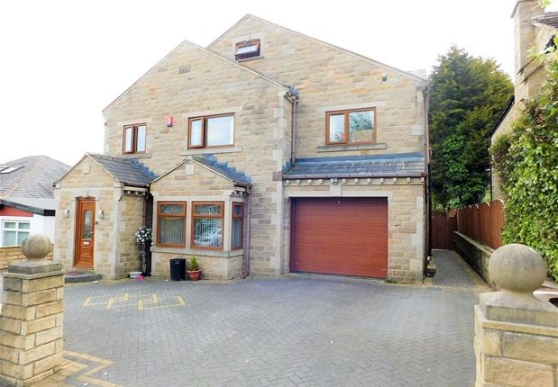 Thumbnail Detached house for sale in Coniston Grove, Heaton, Bradford