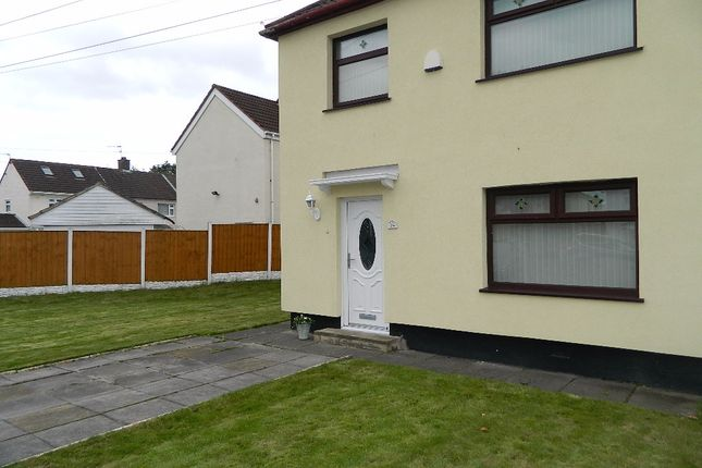 Thumbnail End terrace house for sale in South Cantril Avenue, Liverpool