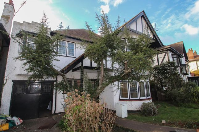 Thumbnail Detached house for sale in Chalkwell Avenue, Westcliff-On-Sea