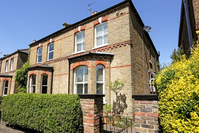 Thumbnail Semi-detached house to rent in St. Marks Road, Windsor