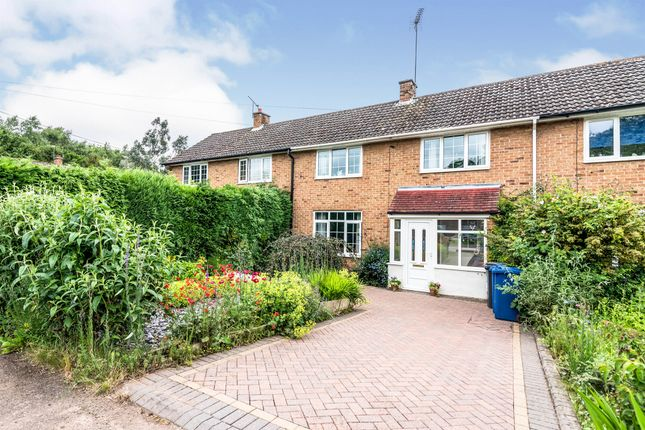 3 bed terraced house for sale in Broom Covert Road, Lichfield WS14